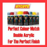 Hycote Spray Paint Ford Pepper Red 150ml